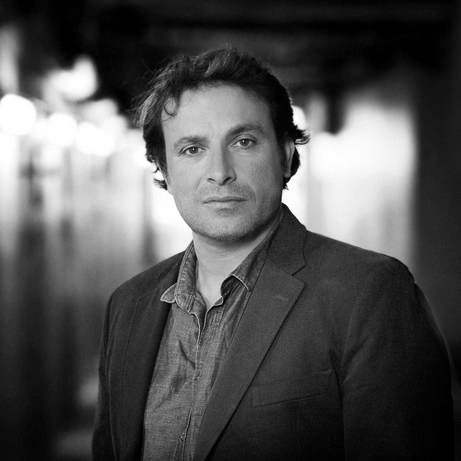 Bruno Salomone (photo de Patricia Franchino)